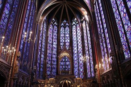 vitrail sainte chapelle